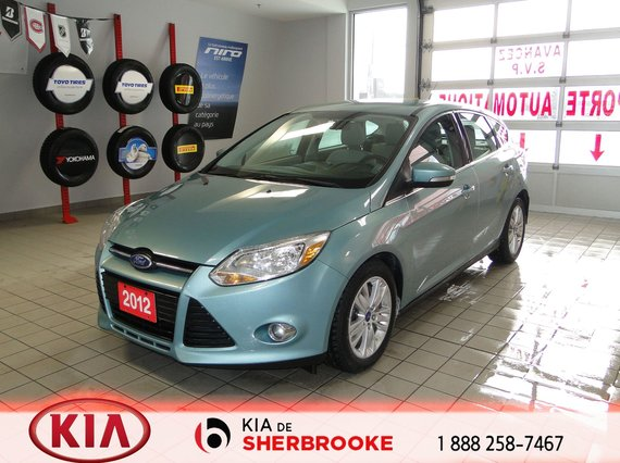 Ford Focus 2012 SEL * MAGS * PNEUS HIVER NEUF *