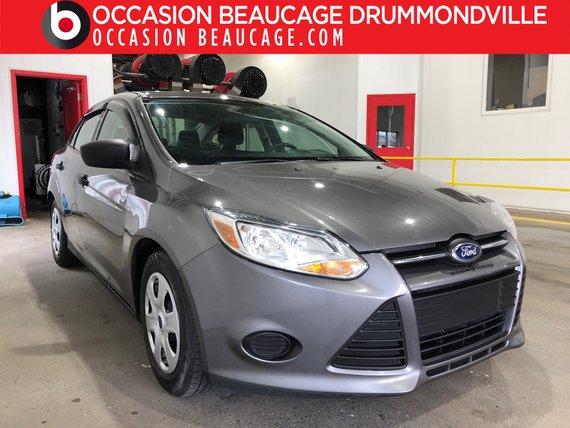 Ford Focus 2014 S A/C - AUTOMATIQUE- JAMAIS ACCIDENTÉ