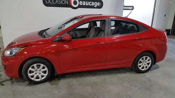 Hyundai Accent 2012 Air conditionné, régulateur