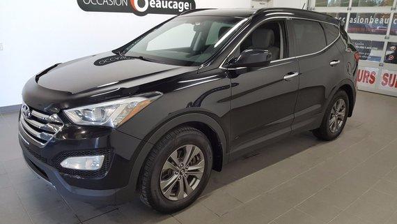 Hyundai Santa Fe 2013 2.4, sièges chauffants, régulateur, bluetooth