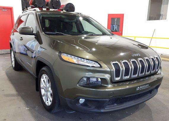Jeep Cherokee 2014 NORTH - CAMÉRA - DÉMARREUR