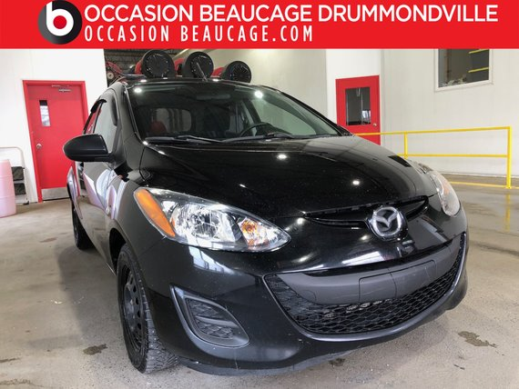 Mazda Mazda2 2011 GX- MANUELLE 5 VITESSES- DÉMARREUR- AUBAINE!!