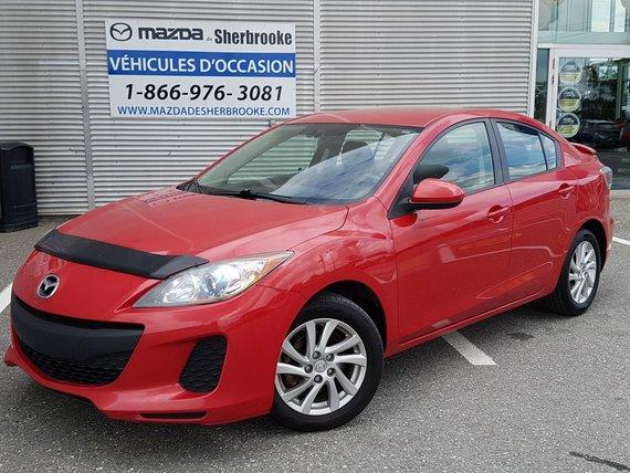 Mazda Mazda3 2012 GS-SKY ACTIV CLIMATISEUR SIÈGES CHAUFFANTS