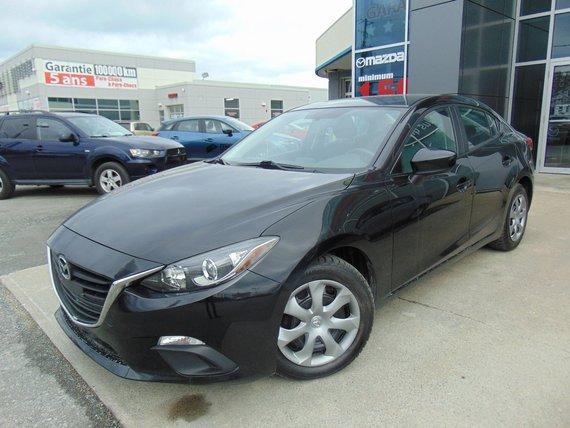 Mazda Mazda3 2014 GX-SKY AUTOMATIQUE CLIMATISEUR