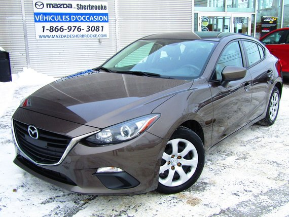 Mazda Mazda3 2015 GX CLIMATISEUR BLUETOOTH