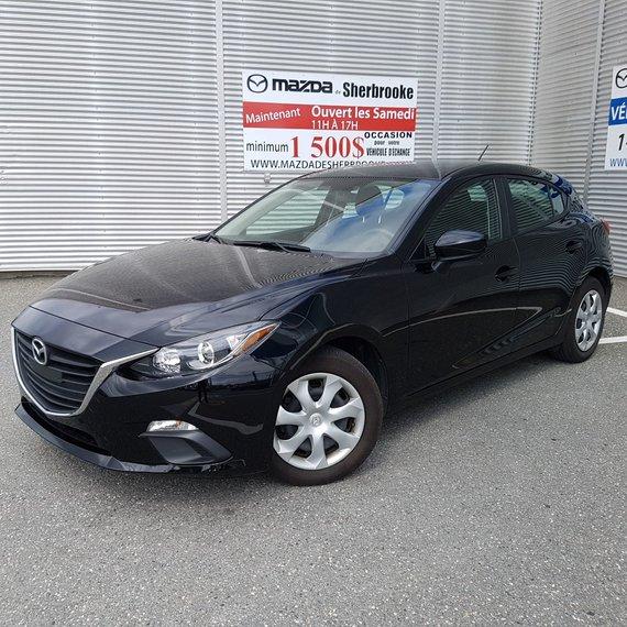 Mazda Mazda3 2016 26000KM NAVIGATION CLIMATISEUR
