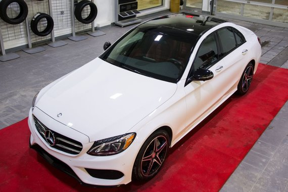 Mercedes-Benz C-Class 2017 C300 4matic *13980$ d'options! + Superbe*