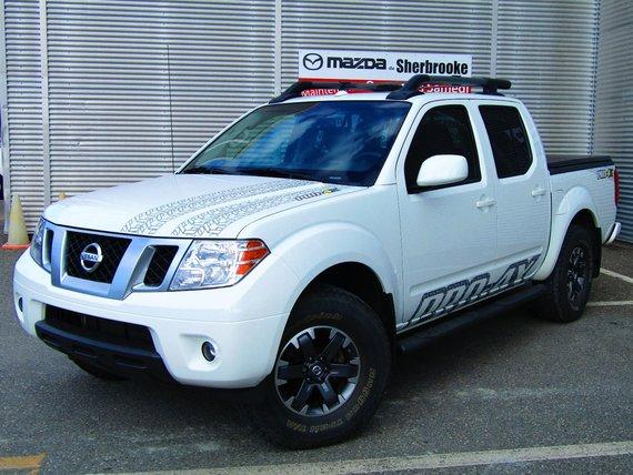 Nissan Frontier 2014 PRO-4X 47900KM TOIT OUVRANT CAMÉRA DE RECUL