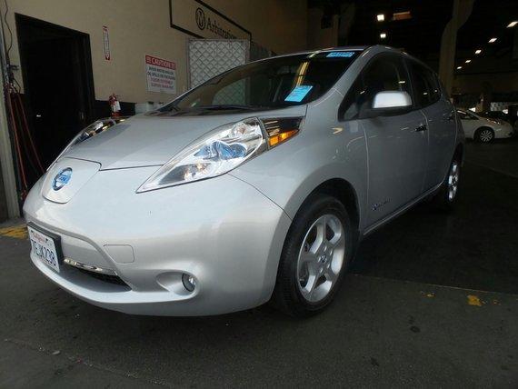 Nissan Leaf 2013 SV