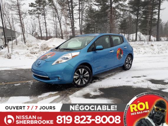 Nissan Leaf 2014 SV GPS