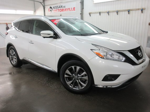 Nissan Murano 2016 SL/AWD/CUIR/TOIT PANORAMIQUE