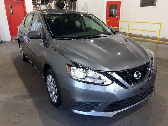 Nissan Sentra 2018 SV- CERTIFIÉ- CAMÉRA- FAUT VOIR- BAS MILLAGE!