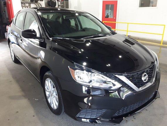 Nissan Sentra 2018 SV- CERTIFIÉ- AUTOMATIQUE- TOIT- CAMÉRA!