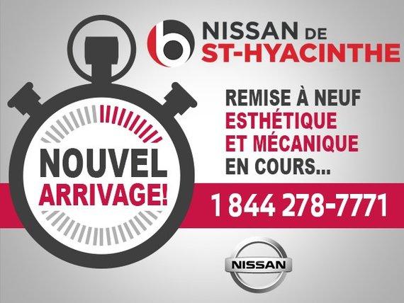 Nissan Versa Note 2014 SV CAMÉRA DE RECUL BLEUTOOTH JAMAIS ACCIDENTÉ