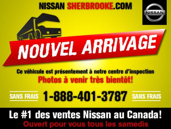 Nissan Versa 2012 1.8S AIR CLIMATISÉ GR. ÉLECTRIQUE JAMAIS ACCIDENTÉ