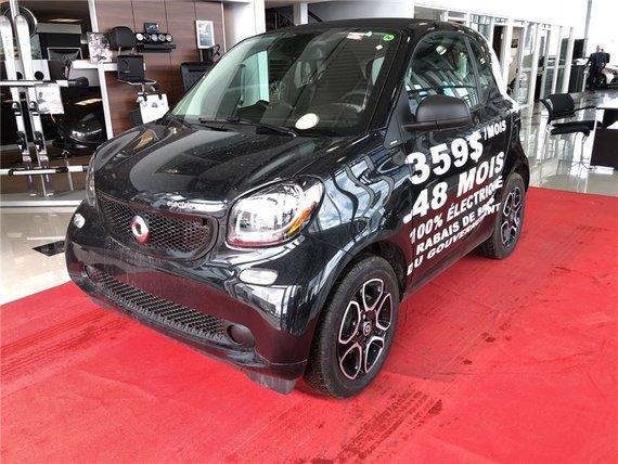 smart Fortwo 2018 Electric Drive cpe/8000$ rabais