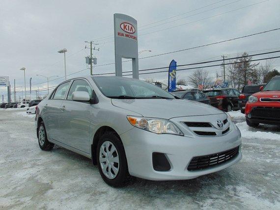 Toyota Corolla 2013 CE