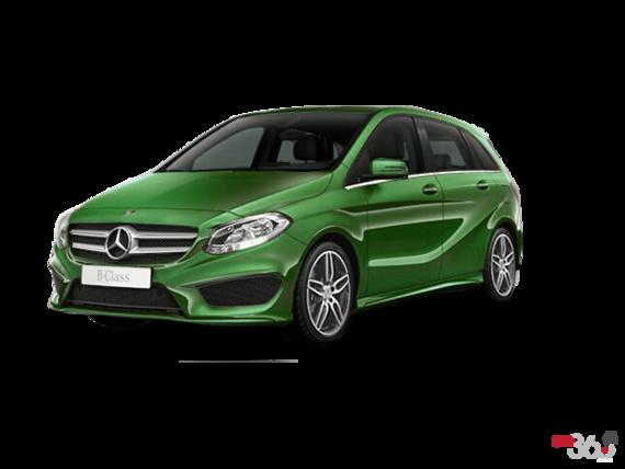 Mercedes-Benz B250 2016 4MATIC