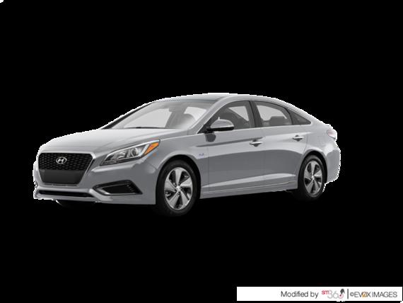 Hyundai Sonata Hybrid 2017 Ultimate