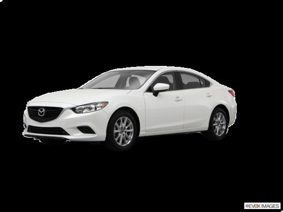 Mazda Mazda6 2017 GT