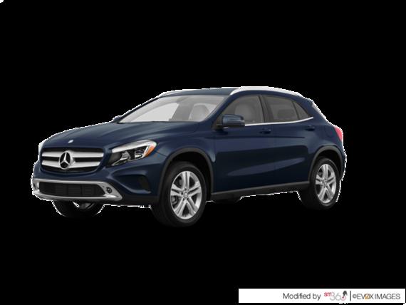 Mercedes-Benz GLA250 2017 SUV 4MATIC
