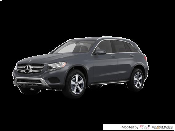 Mercedes-Benz GLC300 2017 4MATIC