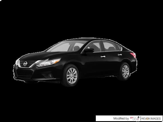 Nissan ALTIMA SEDAN 2017 AA00