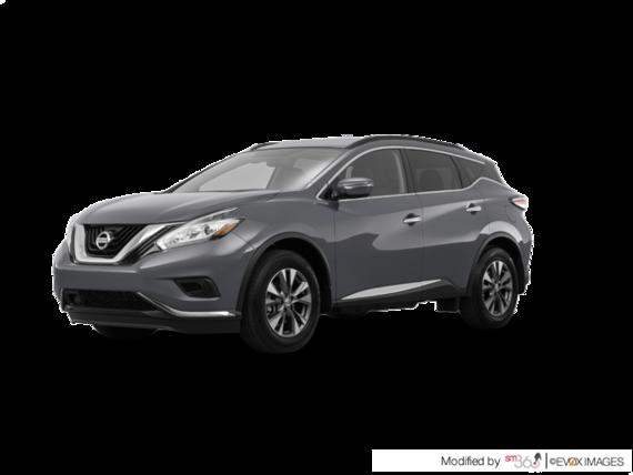 Nissan Murano AWD 2017