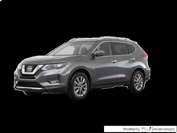 Nissan Rogue FWD 2017