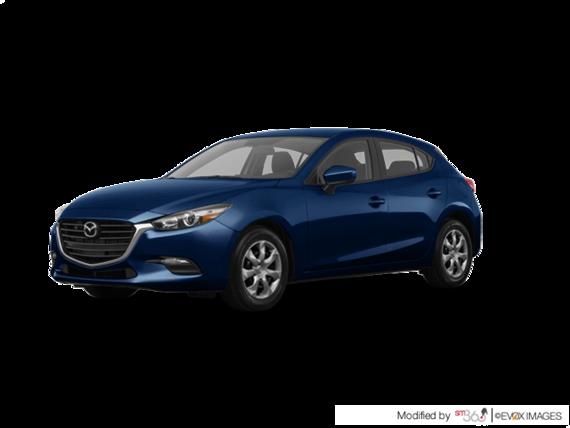 Mazda Mazda3 Sport 2018 GX