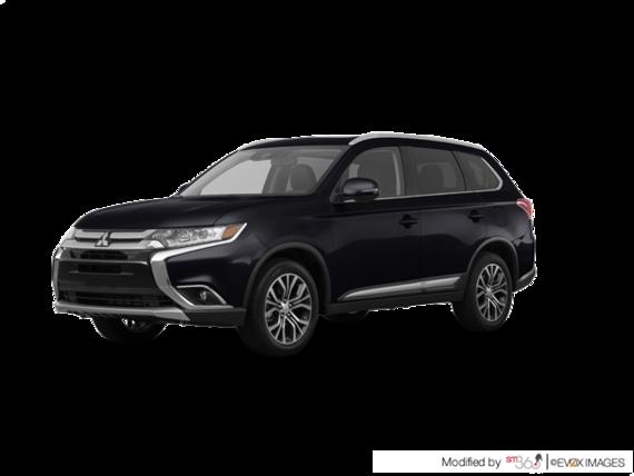 Mitsubishi OUTLANDER 4WD 2018 GT