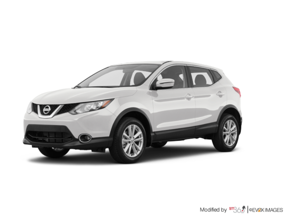 Nissan QASHQAI FWD 2018 SV
