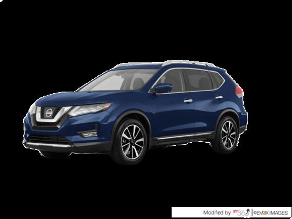 Nissan Rogue AWD 2018 SL
