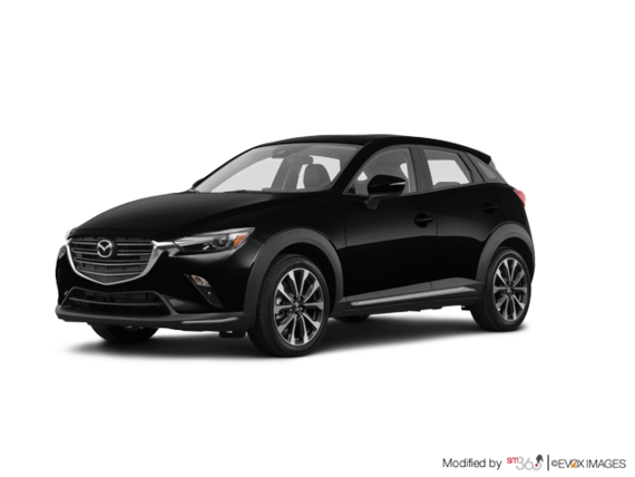 Mazda CX-3 2019 GT