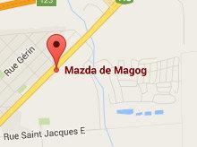 Mazda de Magog