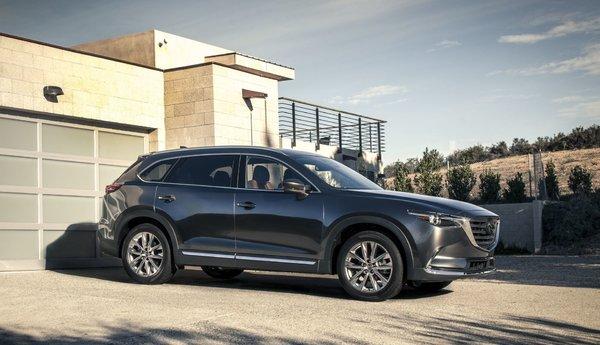 2016 Mazda CX-9 shows 35% Improvement in Fuel Efficiency over Predecessor
