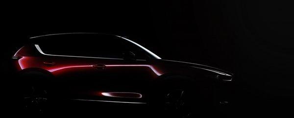 All-New 2017 Mazda CX-5 to Premiere at Los Angeles Auto Show