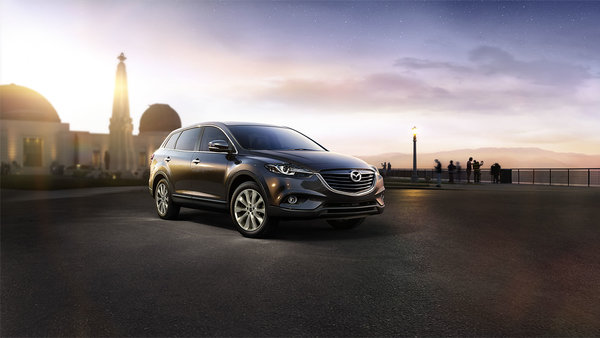 2015 Mazda CX-9 – Comfortable, spacious, and fun to drive