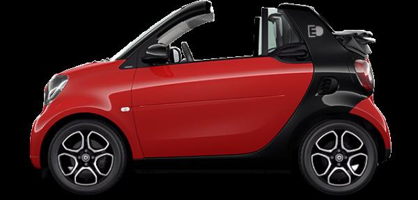 fortwo cabriolet - électrique passion 2018