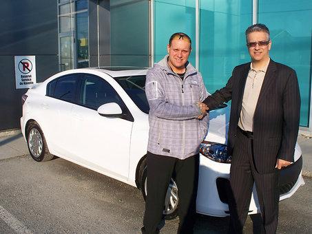 Plus de 20,000 km en 4 mois, la Mazda 3 Skyactiv 2012 remplit ses promesses!