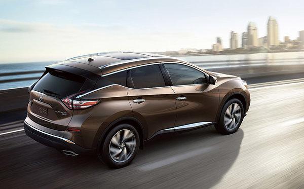 Nissan Murano 2015 : la grande nouveauté