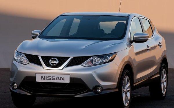 Le Nissan Qashqai pourrait faire son entrée en Amérique du Nord