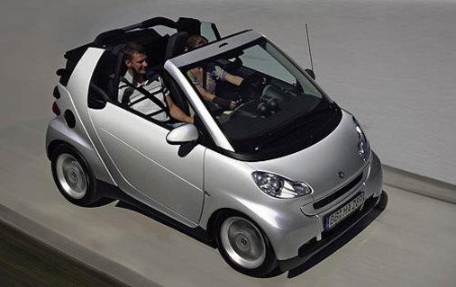 smart fortwo cabriolet 2013 – S'amuser de façon abordable.