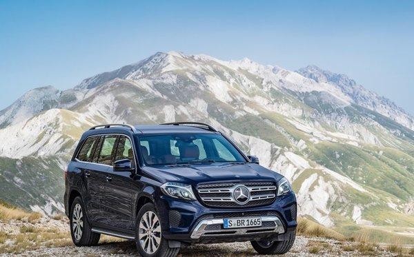 Ce qu'ils avaient à dire sur le nouveau Mercedes-Benz GLS 2017