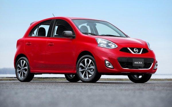 Une nouvelle édition limitée de la Nissan Micra s'approche