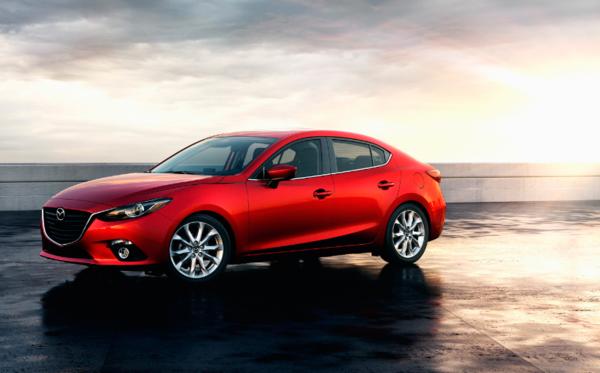 Mazda a produit cinq millions de Mazda3 depuis son lancement