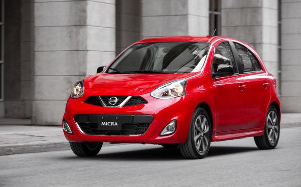 Cinq caractéristiques intéressantes de la nouvelle Nissan Micra