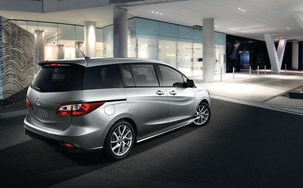 La Mazda 5 2014 – Plus d'espace, même plaisir