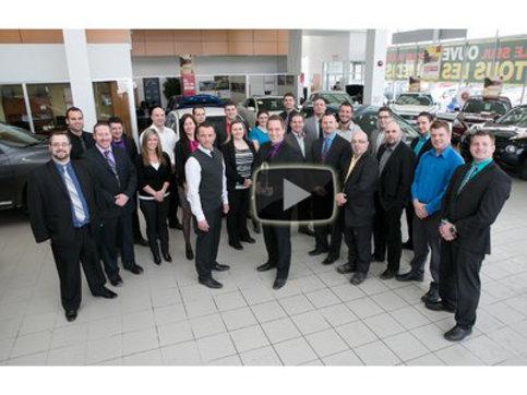 Nissan de Sherbrooke: Alimenté par l'excellence