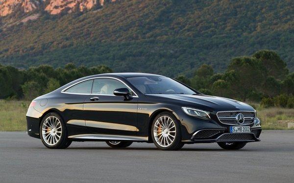 Mercedes-Benz S65 AMG Coupe – Un monstre de performances